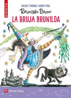 LA BRUJA BRUNILDA (PIÑATA)