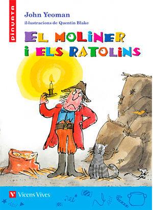EL MOLINER I ELS RATOLINS (PINYATA)