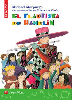 EL FLAUTISTA DE HAMELIN (PIÑATA)