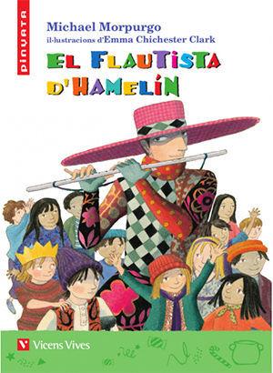 EL FLAUTISTA D'HAMELIN (PINYATA)