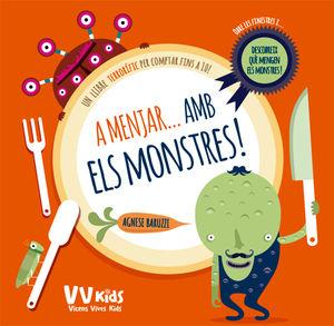 A MENJAR AMB ELS MONSTRES (VVKIDS)