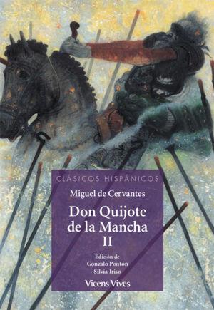 DON QUIJOTE DE LA MANCHA -PARTE 2 (CLASICOS HISP)