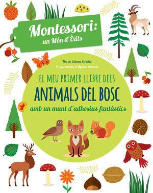 EL MEU PRIMER LLIBRE ANIMALS BOSC (VVKIDS)