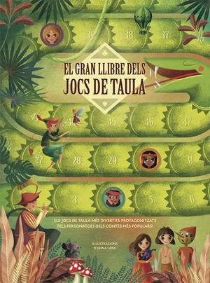 EL GRAN LLIBRE DELS JOCS DE TAULA (VVKIDS)
