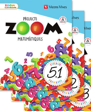 MATEMATIQUES 5 BALEARS (5.1-5.2-5.3) ZOOM