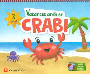 VACANCES AMB EN CRABI (3 ANYS)
