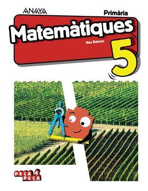 MATEMÀTIQUES 5.