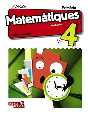 MATEMÀTIQUES 4.