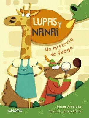 LUPAS & NANAI FUEGO