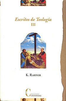 ESCRITOS DE TEOLOGIA III