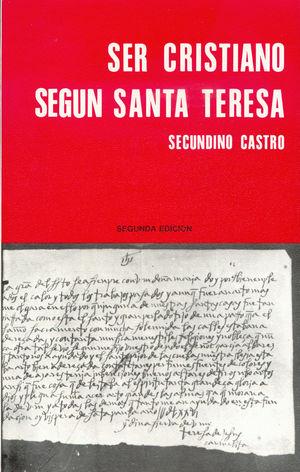SER CRISTIANO SEGÚN SANTA TERESA