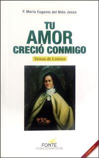 TU AMOR CRECIÓ CONMIGO