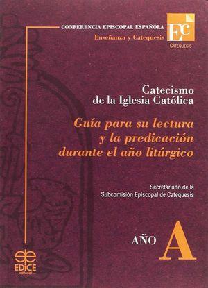 CATECISMO DE LA IGLESIA CATOL.GUIA PARA SU LECTURA