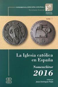 LA IGLESIA CATÓLICA EN ESPAÑA