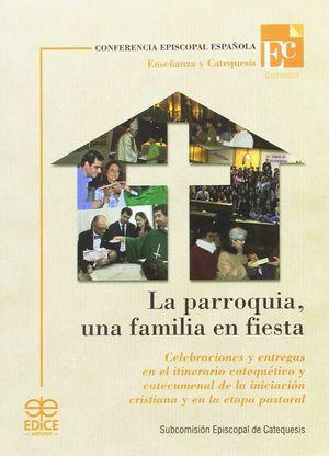 PARROQUIA UNA FAMILIA EN FIESTA, LA