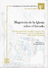 MAGISTERIO DE LA IGLESIA SOBRE EL LAICADO