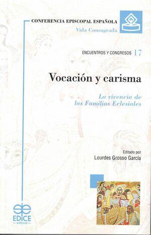 VOCACIÓN Y CARISMA