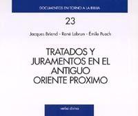 TRATADOS Y JURAMENTOS EN EL ANTIGUO ORIENTE PRÓXIMO