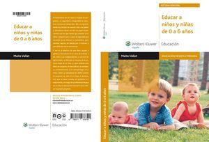 EDUCAR A NIÑOS Y NIÑAS DE 0 A 6 AÑOS (2.ª EDICIÓN)