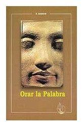 ORAR LA PALABRA