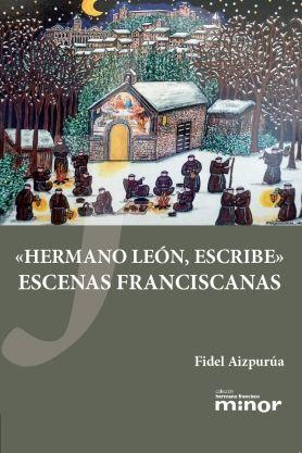 HERMANO LEÓN, ESCRIBE