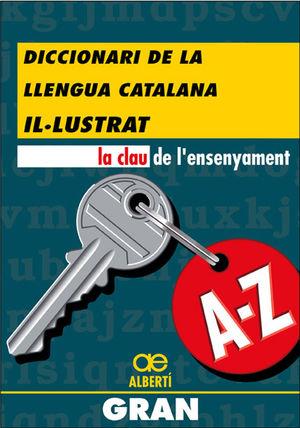 DICCIONARI DE LA LLENGUA CATALANA GRAN IL·LUSTRAT