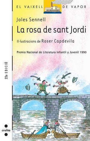 LA ROSA DE SANT JORDI