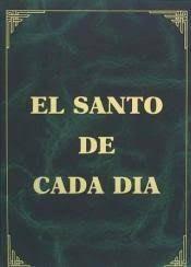 SANTO DE CADA DIA (CARTONE)