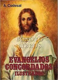 EVANGELIOS CONCORDADOS ILUSTRADOS