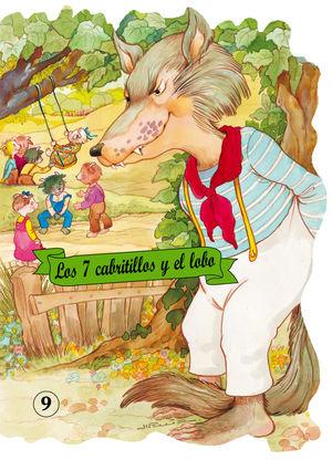 LOS 7 CABRITILLOS Y EL LOBO