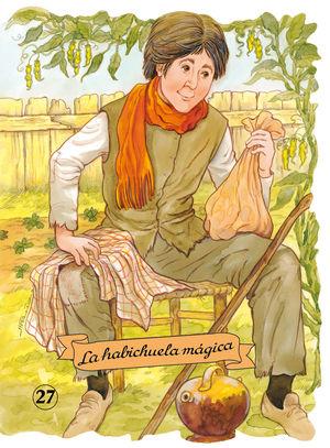 LA HABICHUELA MÁGICA