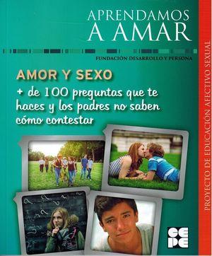 AMOR Y SEXO - + DE 100 PREGUNTAS QUE TE HACES Y LOS PADRES NO SABEN COMO CONTEST
