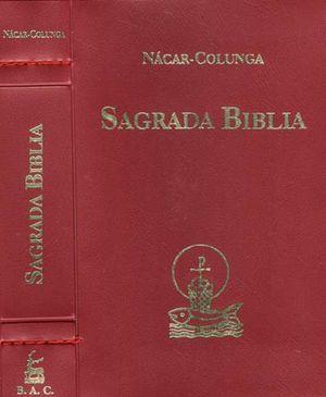 SAGRADA BIBLIA (BOLSILLO)