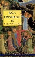 AÑO CRISTIANO. IX: SEPTIEMBRE