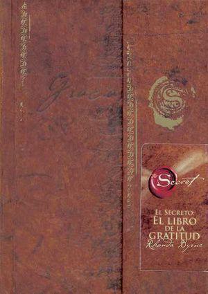 EL LIBRO DE LA GRATITUD -EL SECRETO