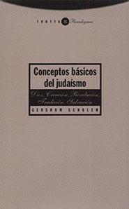CONCEPTOS BÁSICOS DEL JUDAÍSMO