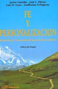 FE Y PERSONALIZACIÓN
