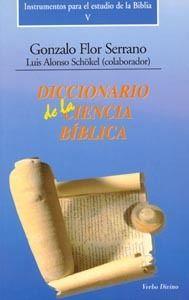 DICCIONARIO DE LA CIENCIA BÍBLICA