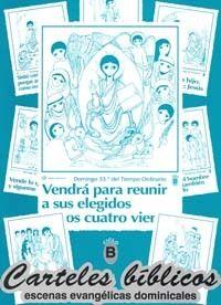 CARTELES BÍBLICOS. CICLO B