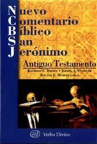 NUEVO COMENTARIO BÍBLICO SAN JERÓNIMO