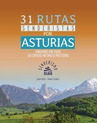31 RUTAS DE SENDERISTAS POR ASTURIAS