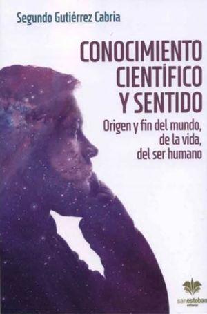 CONOCIMIENTO CIENTIFICO Y SENTIDO