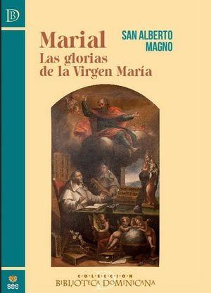 MARIAL. LAS GLORIAS DE LA VIRGEN MARIA