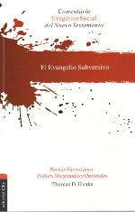 EL EVANGELIO SUBVERSIVO