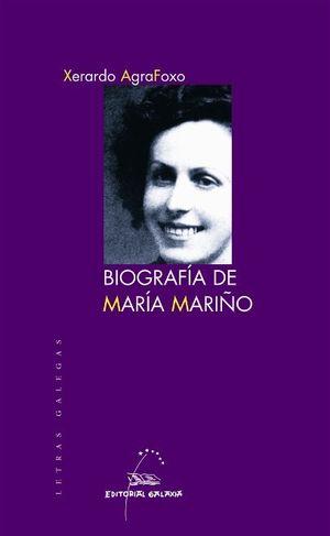 BIOGRAFÍA DE MARÍA MARIÑO