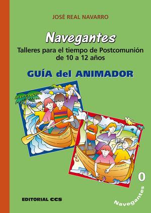 NAVEGANTES. GUÍA DEL ANIMADOR