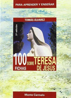 100 FICHAS SOBRE SANTA TERESA DE JESÚS