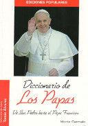 DICCIONARIO DE LOS PAPAS