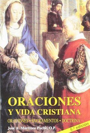ORACIONES Y VIDA CRISTIANA
