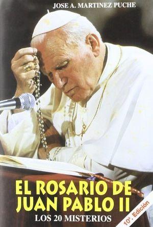 EL ROSARIO DE JUAN PABLO II